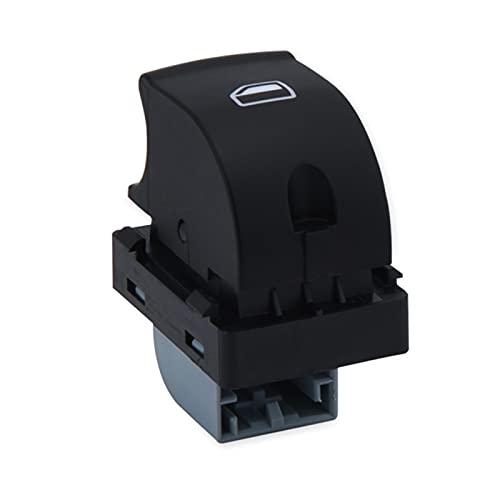Interruptores De Botón para Audi A3 A6 S6 C6 Allroad Q7 RS6 06-07 4F0 959 851F 4F0959855 Interruptor De Ventana Principal Eléctrico (Color : A, Size : Left Hand Drive)