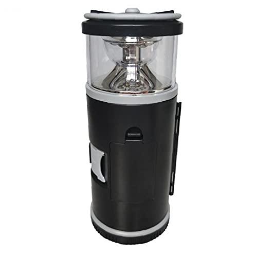 Led Ultra Brillante De La Linterna - Linterna Camping - Colapsa - Adecuado para: Senderismo, Camping, Emergencias, Interrupciones - Super Brillante - Ligero - Resistente Agua