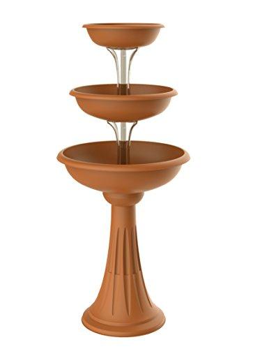 Bama 62010 Schalen, Terracotta, 30x50x114 cm
