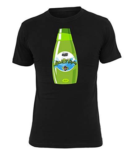 Gringo T-Shirt Duschgel, Farbe:schwarz, Größe:M