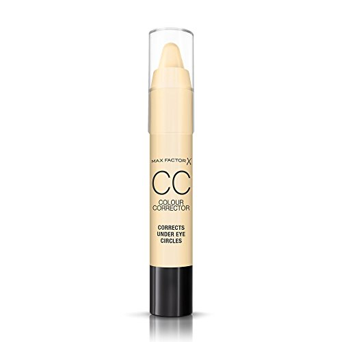 Max Factor CC Colour Corrector Sticks Correctores Tono Yellow - 19 gr