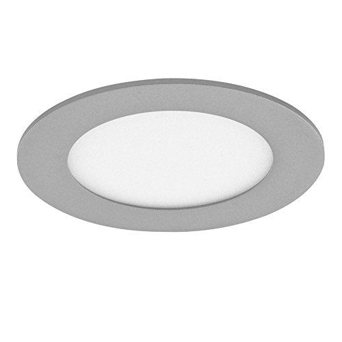 CristalRecord Novo Downight LED, Gris, Mediano