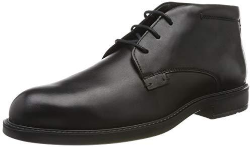 ECCO Herren Vitrus Iii Klassische Stiefel, Schwarz (Black 1001), 47 EU