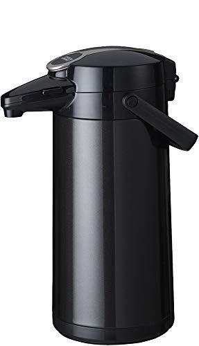 Bonamat Furento Airpotkanne 2,2l Füllmenge | Edelstahl-Einsatz | Pumpkanne | Thermoskanne | Edelstahl
