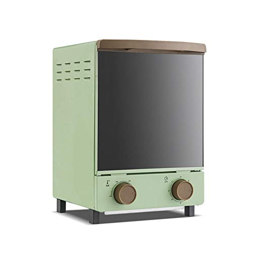 BEPM Ofen Mini Backofen Backofen Klein Oven Mini Vertikal Elektrisch Multifunktionale...