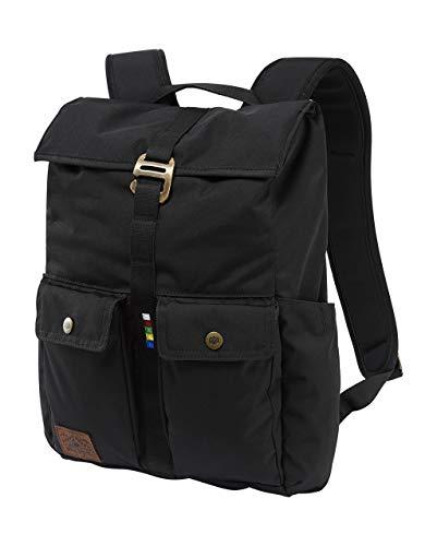 mächtig der welt YATRA Everyday Pack Damen Sherpa Tasche, Schwarz, One Size