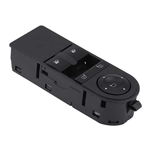 Botón de interruptor de control de la ventana del maestro de energía eléctrica del automóvil para VAUXHALL ASTRA 2005-2010 / FIT para VAUXHALL / FIT FOR ZAFIRA B 2005-2012 13228706 Accesorios de coche
