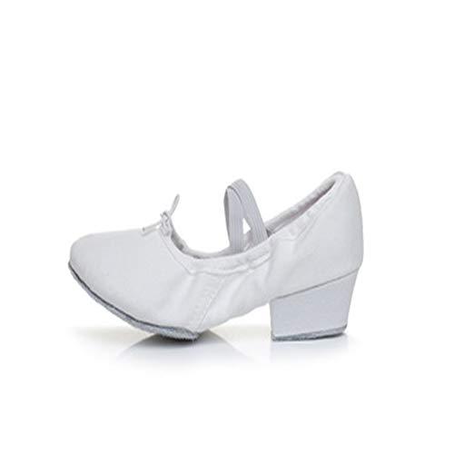 Zapatos Para Profesores, Zapatos De Baile Para Mujer Con Tacón, Zapatos De Ballet Para Examen De Ejercicio Para Niños, Zapatos De Baile De Yoga Ligeros Y Transpirables, Zapatos De Baile De Gimnasia