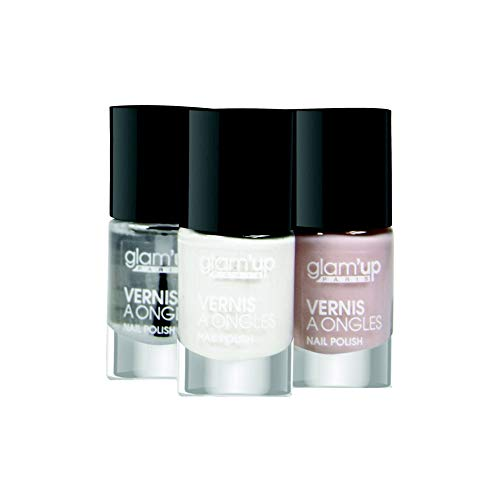 Kit French Manucure Vernis Fabrication Europ�enne