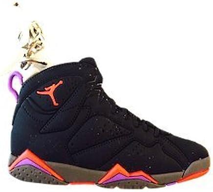 6e29cb90c8a3 Nike Jordan 7 VII Black Purple