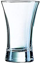 Pl/ástico reutilizable para su caja 24 vasos de chupito 25 ml poliestireno CE borde con texto grabado a