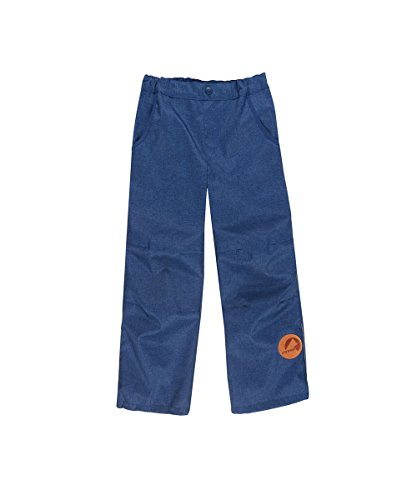 Finkid Keksi Ice denim wassserdichte Kinder Outdoor Regen Hose