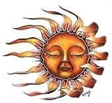 Sleeping Sun by MIKE Dubois/adhesivo