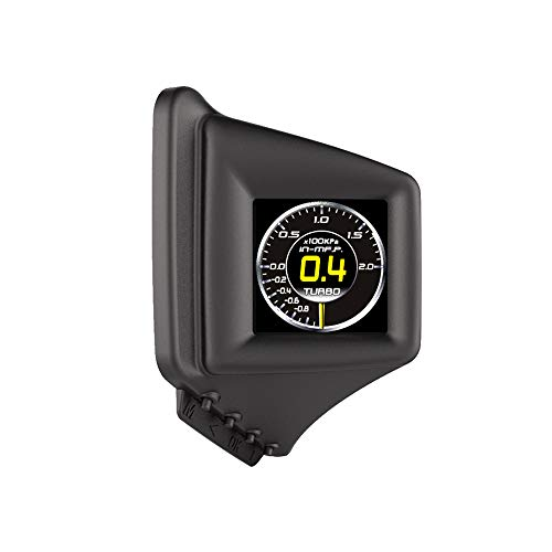 Kasachoy Dual Mode Multifunctional Car Head-up Display OBD GPS Digital Trip Computer