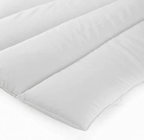 UMI Cotton Blend Mattress Topper (Double)
