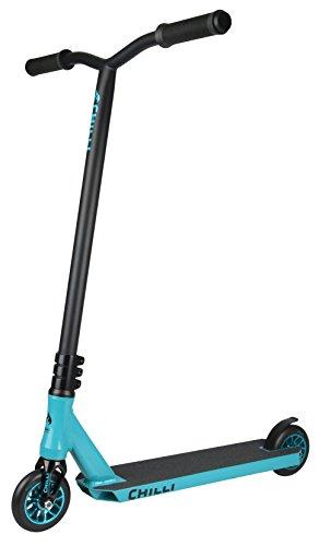 Chilli 112-3 Reaper Scooter, blau/schwarz