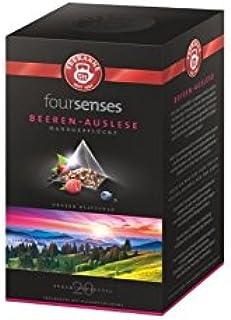 Teekanne - foursenses Beeren-Auslese, Früchtetee