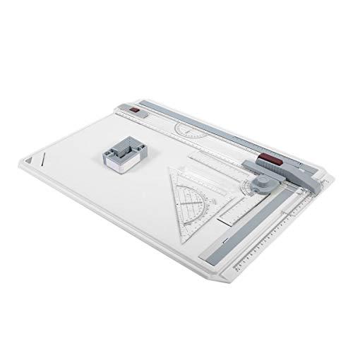 Cosye Praktische 50 * 37cm A3 Rapid tragbare College Zeichenbrett Büro Grafikdesigns Arbeit Entwurf in Höhe und Winkel verstellbar