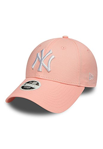 New Era New York Yankees New Era 9forty Adjustable Women cap League Essential Pink - One-Size
