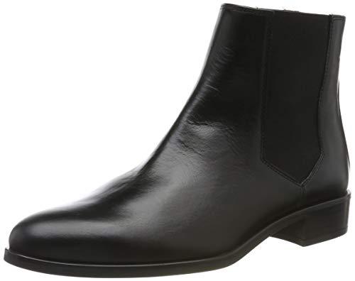 Unisa Damen BELKI_F19_NE Chelsea Boots, Schwarz (Black Black), 38 EU