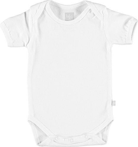 Babyface Bébé Fille Barboteuse, Blanc, Taille 86-92