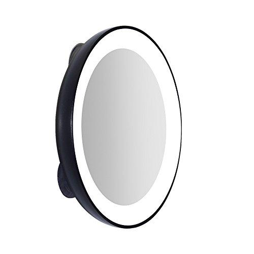 MINI miroir grossissant 15x LED\