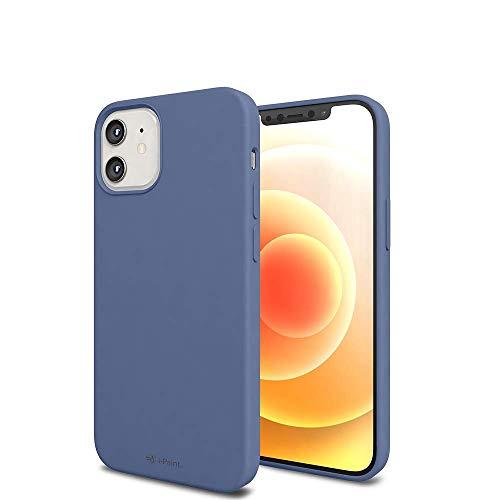 i-Paint Funda Protectora para iPhone 12 Mini de 5,4 Pulgadas de Silicona...