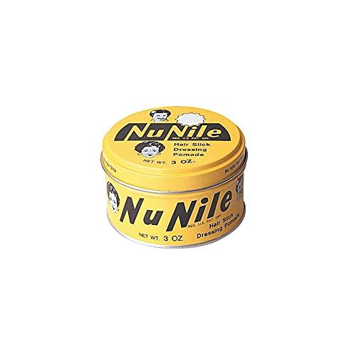 Murrays Nu Nile Hair Slick Dressing Pomade 3oz Jar (6 Pack) by Murrays