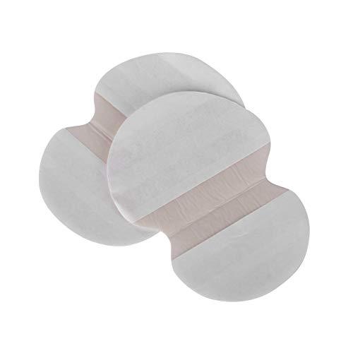 20 paquetes de pegatinas antitranspirantes Almohadillas absorbentes para el sudor de axilas Pegatinas antitranspirantes para axilas transpirables para hombres y mujeres