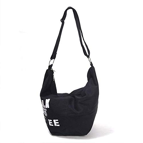 GSDJU backpack,durable,travel,canvas,fashion,luggage,Top-handle Bags women bags Irregular Big Canvas Crossed Body Crossbody Handbags Ladies fashion Vintage women
