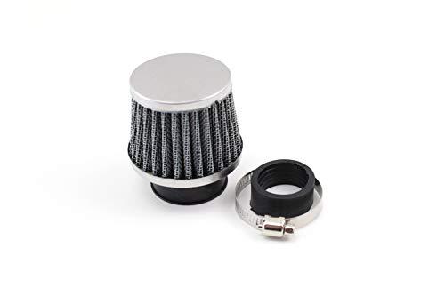28 mm Tuning Sport Luftfilter - Air Filter für Motorrad Roller Quad