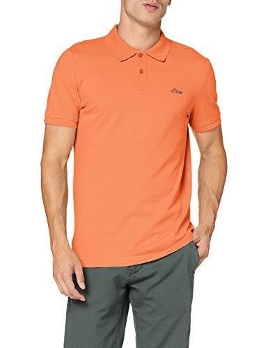 s.Oliver Herren 130.10.101.13.130.2064945 Polohemd, Light orange, L