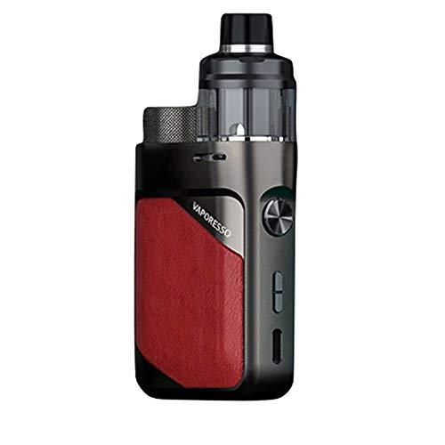Original Vapore-sso Swag PX80 Kit: 80W Pod Mod 4ml Cartucho Pod Fit 0.2ohm 0.3ohm GTX Bobina de malla Kit Vape de cigarrillos electrónicos