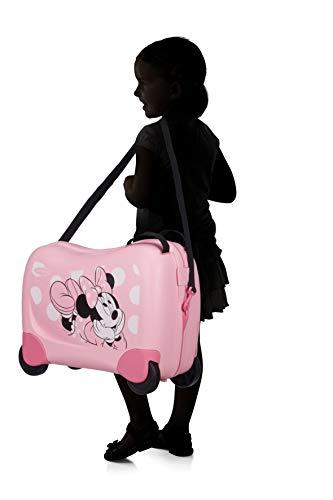 Samsonite Dream Rider Disney - Kindergepäck, 51 cm, 28 L, Rosa (Minnie Glitter) - 5