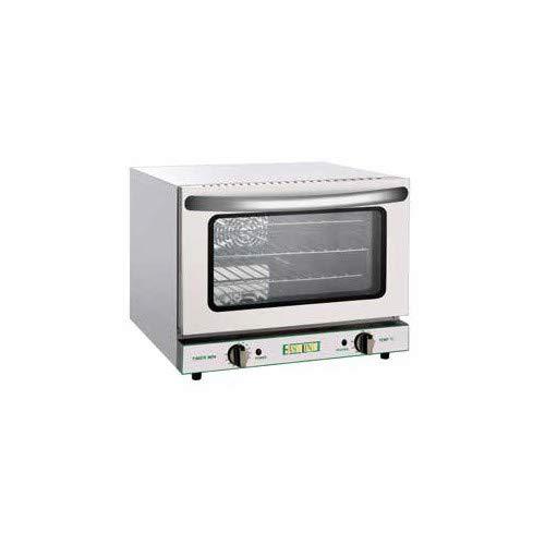 Forno convezione elettrico gastronomia cucina ristorante 3 teglie GN 1/2 RS9638