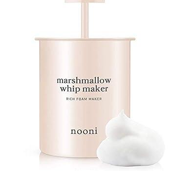 NOONI Marshmallow Whip Maker | Rich Foam Maker for Foam Cleanser and Face Wash | Korean Skincare Tool