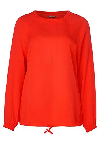 Street One Damen 341684 Bluse, Rot (Lava red 11966), (Herstellergröße:46)