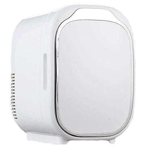 Lijing Mini-koelkast, klein, draagbaar, compact, mini-koelkast, 12 V, 48 W, laag energieverbruik, slaapkamer, auto, camping, kantoor
