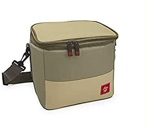 Iris Borsa frigo Mini Cooler Bag 8L, Poliestere, Sabbia