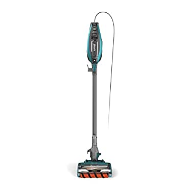 Shark ZS362 APEX DuoClean with Zero-M No Hair Wrap Stick Vacuum, Forest Mist Blue