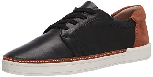 Naturalizer womens Jane Sneaker, Black Tan, 12 US