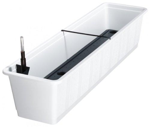 geli Thermo Plastic GELI Pot, Blanc, 60 cm