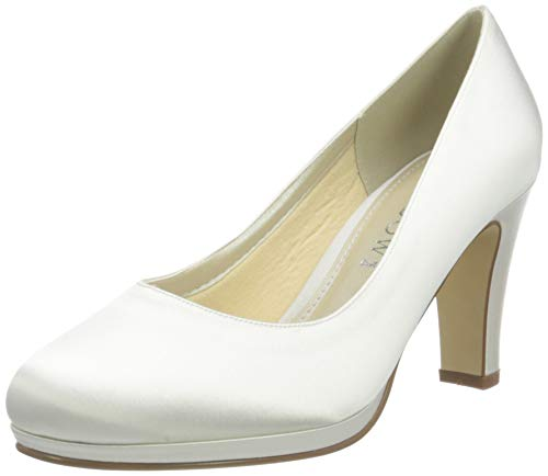 Rainbow Club Damen Grace Pumpe, 37 EU, Ivory Creme