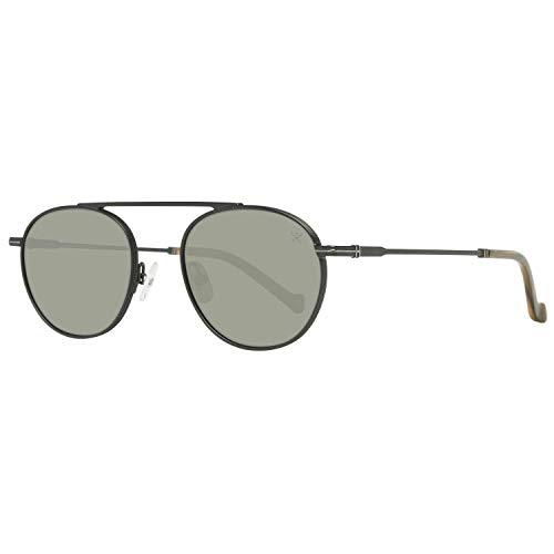 Hackett London Herren HSB87051549 Sonnenbrille, Schwarz (Negro), 49