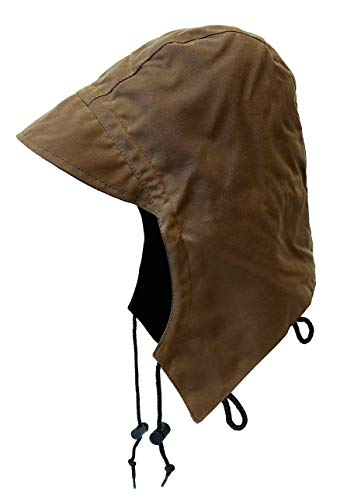 Kakadu Traders Cappuccio Attachable Hood marrone Taglia unica