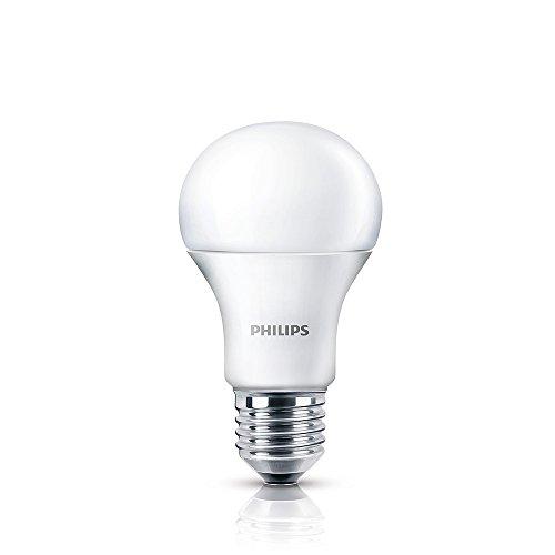 Philips Foco LED A19 9W/60W E27 100V-240V