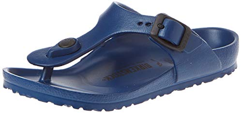 Birkenstock Unisex Kinder Gizeh Eva Sandalen, Blau (Marineblau), 30 EU (11.5 Child UK)