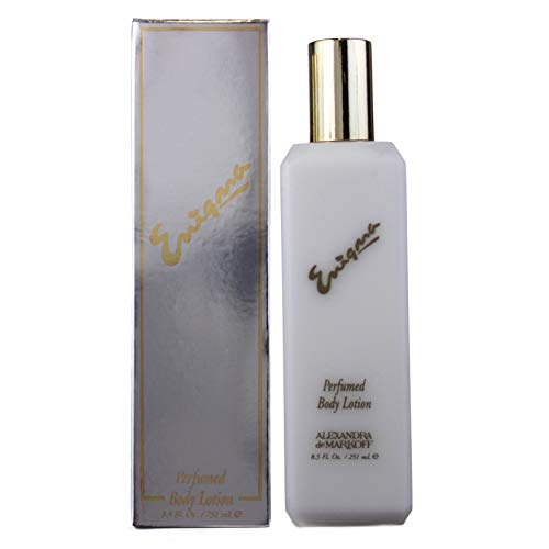 Enigma By Alexandra De Markoff For Women. Perfumed Lotion 8.5 Oz.