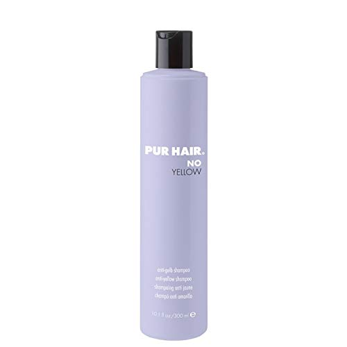 PUR HAIR No yellow shampoo, 300 ml