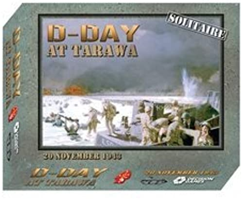 D-Day at Tarawa by Decision Games